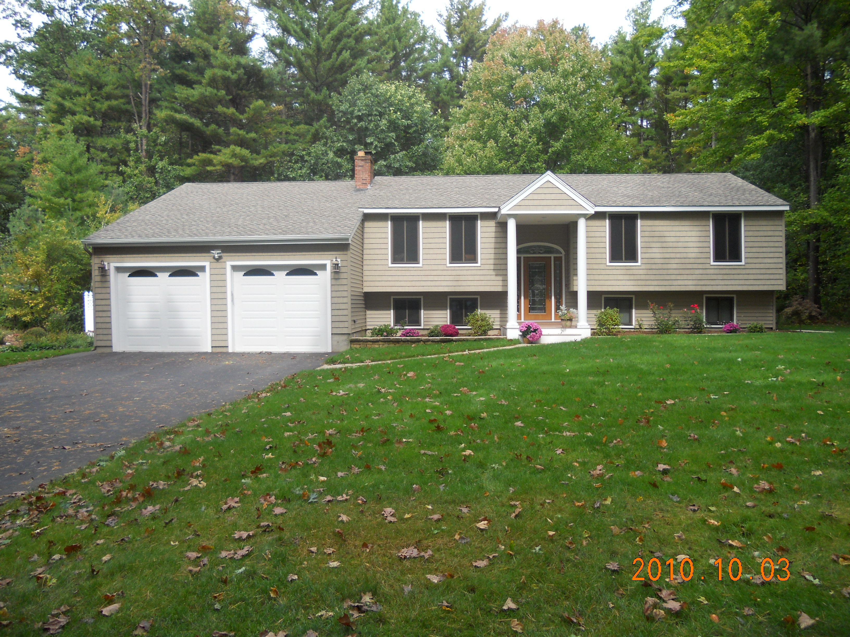 A brand new home in Bedford NH with a garage addition | Allen Remodeling