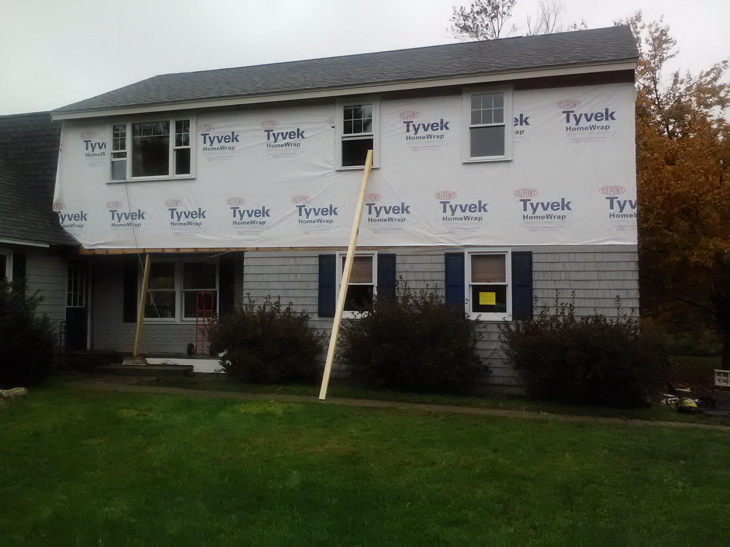 Building A Second Story Addition To Ranch Home For Additional E